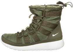 Damen Winterschuh - Nike Roshe Run Hi SneakerBoot